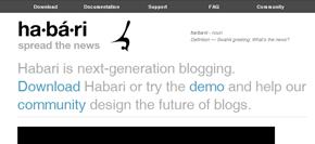 gratis publiceringsverktyg (cms) - habari project