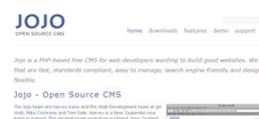 gratis publiceringsverktyg (cms) - jojo cms
