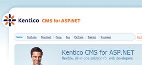 gratis publiceringsverktyg (cms) - kentico cms