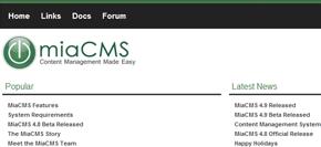 gratis publiceringsverktyg (cms) - miacms