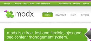gratis publiceringsverktyg (cms) - modx