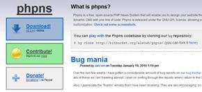 gratis publiceringsverktyg (cms) - phpns