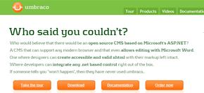 gratis publiceringsverktyg (cms) - umbraco
